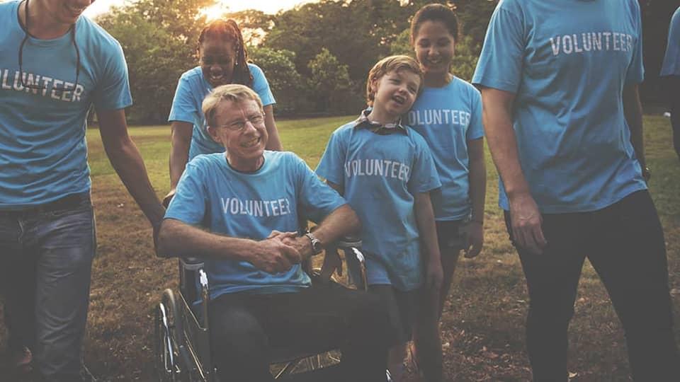 Get Involved - Volunteer