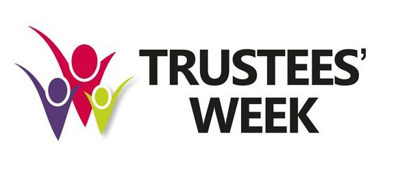 Logo for Trustees week
