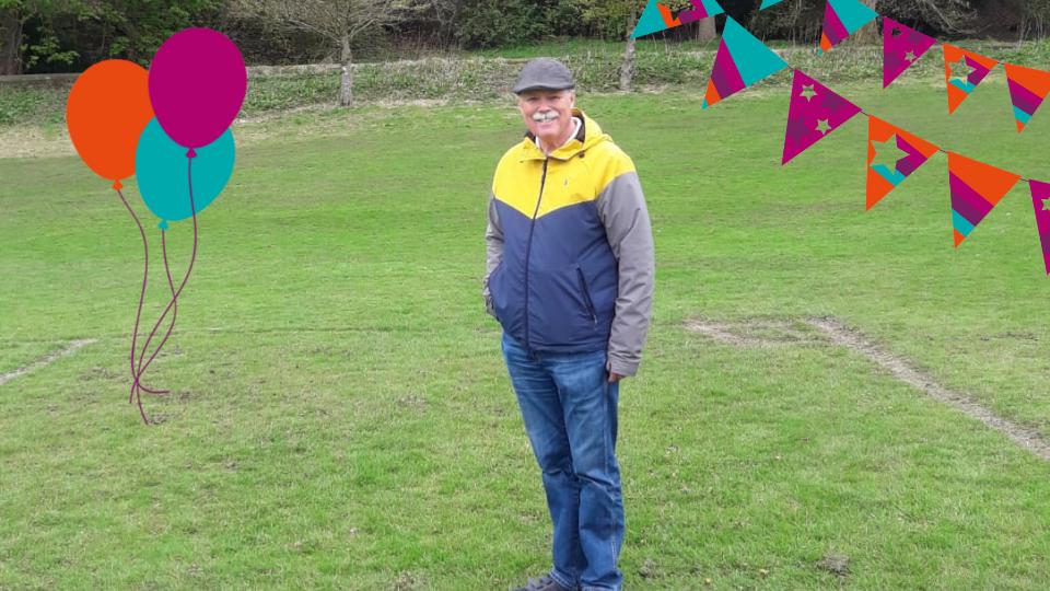 Neil Dalgeish - Volunteer Walk Leader